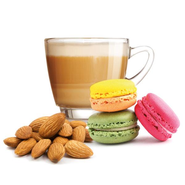 MACARON AUX AMANDES compatible Nespresso®10x