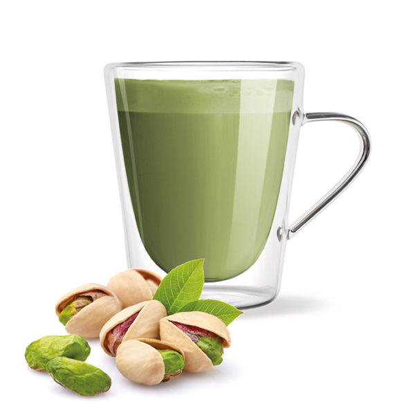 Cappuccino à la Pistache compatible Dolce Gusto de 16 capsules