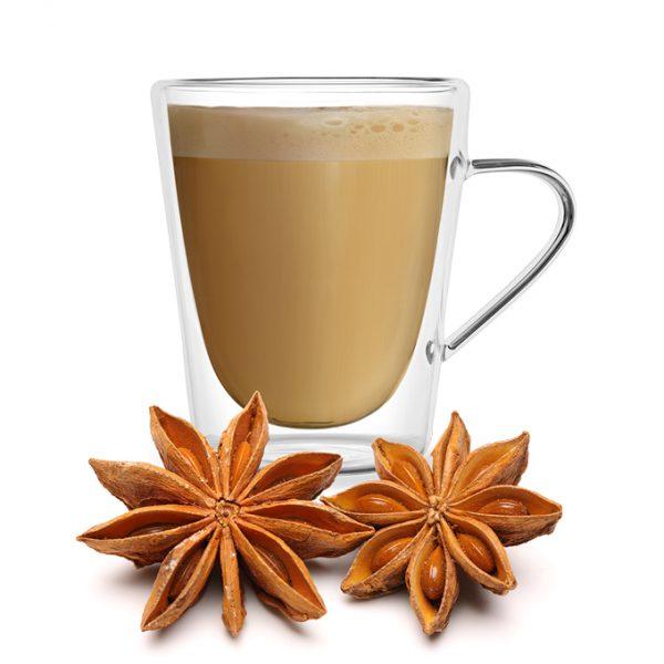 10x Café et Sambuca (Anis) compatible Nespresso