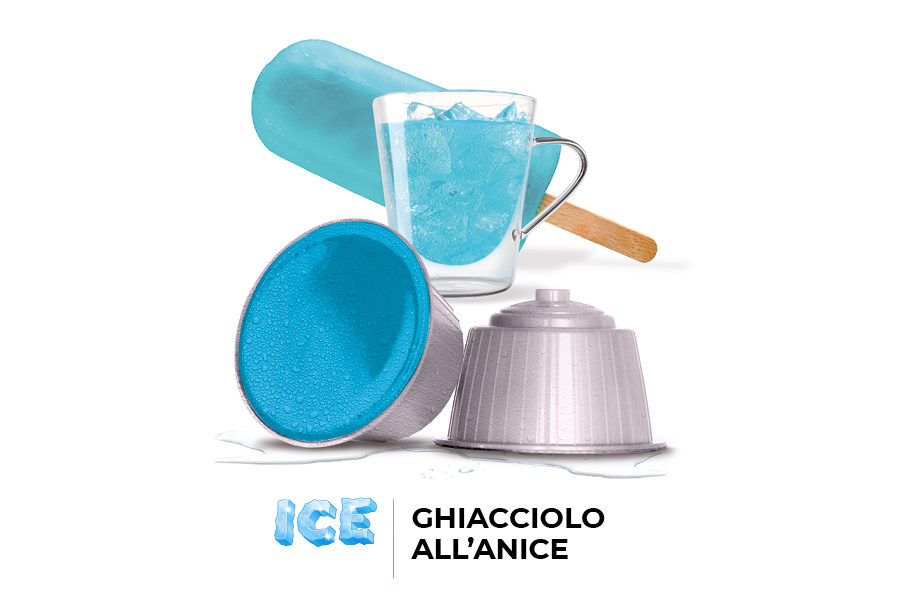 STAR ANIS ICE 16 CAPSULES COMPATIBLES DOLCE GUSTO® *