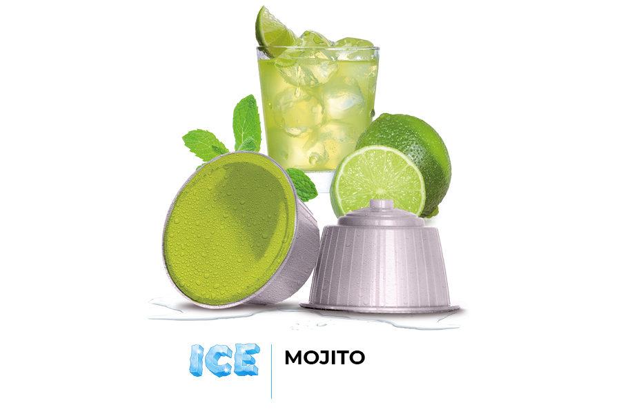 MOJITO ICE 16 CAPSULES COMPATIBLES DOLCE GUSTO® *