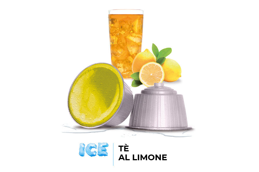 THÉ AU CITRON ICE 16 CAPSULES COMPATIBLES DOLCE GUSTO® *