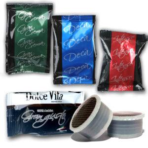 Capsule compatibili Lavazza Point® - Caffè Dolce Vita