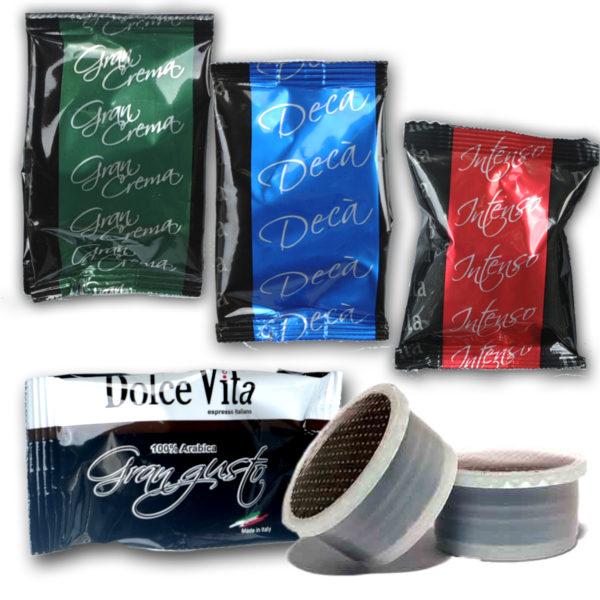 Dégustation  café Dolce Vita, compatible LAVAZZA-POINT®