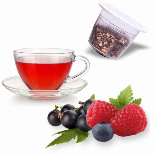 Tisane Relax Fruits Rouges (Frutti Rossi) compatible NESPRESSO®