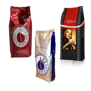 Caffè in grani o macinato