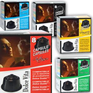 Capsule compatibili Dolce Gusto® - Caffè Dolce Vita