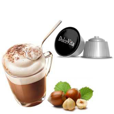 Café Noisette Light (Nocciolino LIGHT) compatible DOLCE-GUSTO®