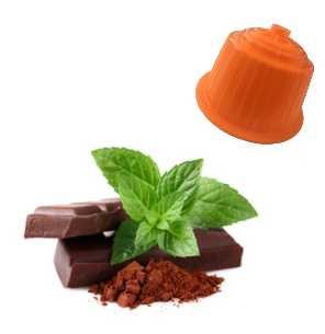 Choco Mente compatible Dolce Gusto de 16 capsules