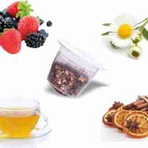 Capsule compatibili Nespresso® - Tisane e infusi Dolce Vita